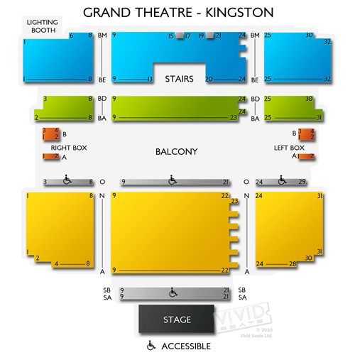 Grand Theatre - Kingston