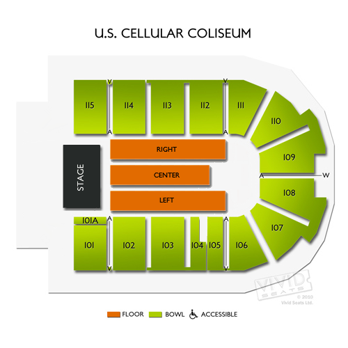 U.S. Cellular Coliseum