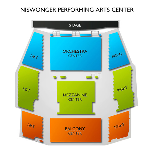 Niswonger Performing Arts Center - OH