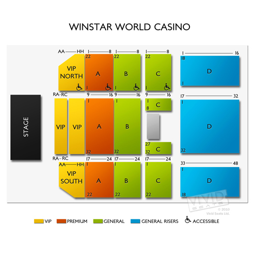 Winstar world casino tickets