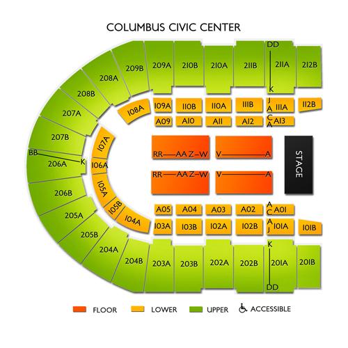 Columbus Civic Center