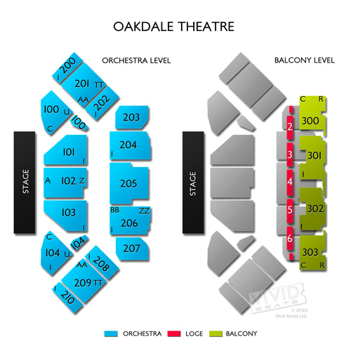 Oakdale Theatre