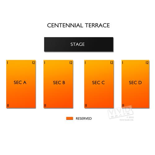 Centennial Terrace