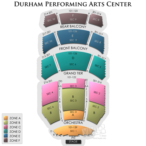 Durham Performing Arts Center