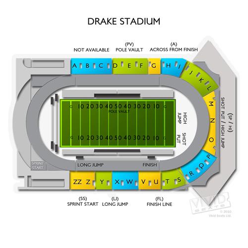Drake Stadium