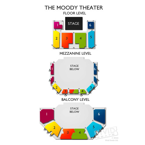 The Moody Theater
