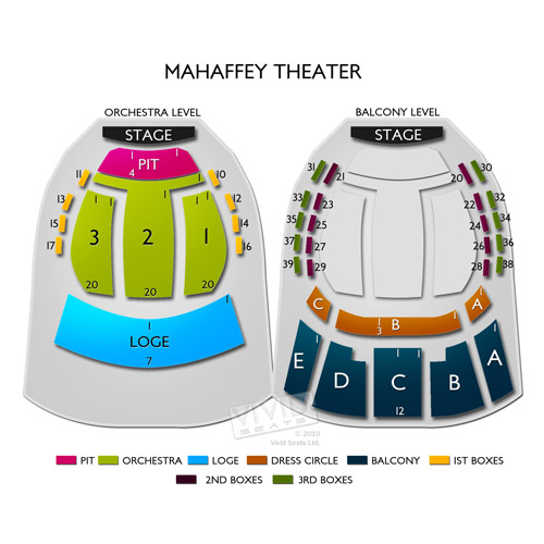 Duke Energy Center - Mahaffey Theater
