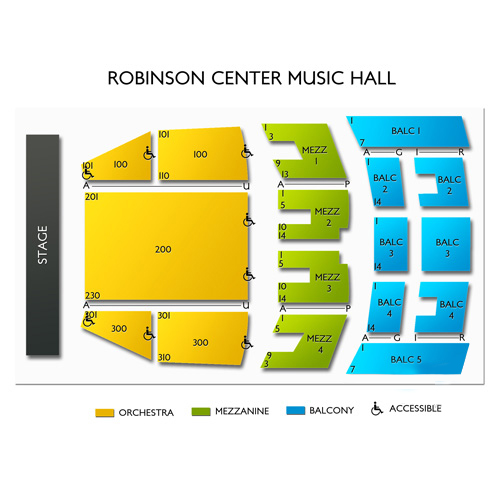 Robinson Center Music Hall