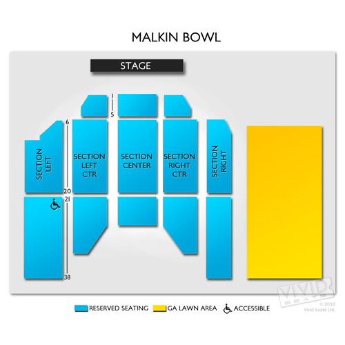 Malkin Bowl - Stanley Park