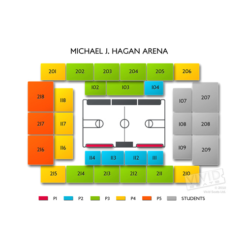 Michael J Hagan Arena