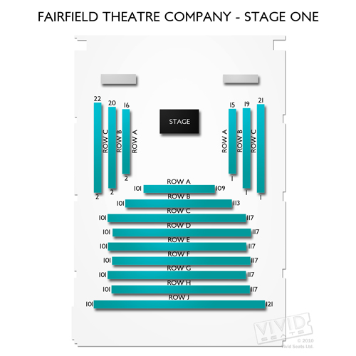 StageOne at Fairfield Theatre Company