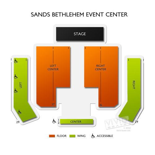 Sands Bethlehem Event Center
