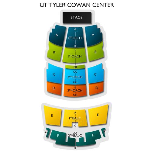 UT Tyler Cowan Center