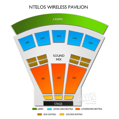 nTelos Wireless Pavilion - Charlottesville