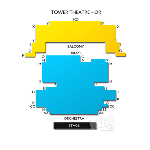 Tower Theatre - OR