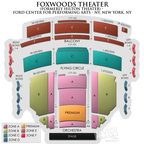 Foxwoods Theater