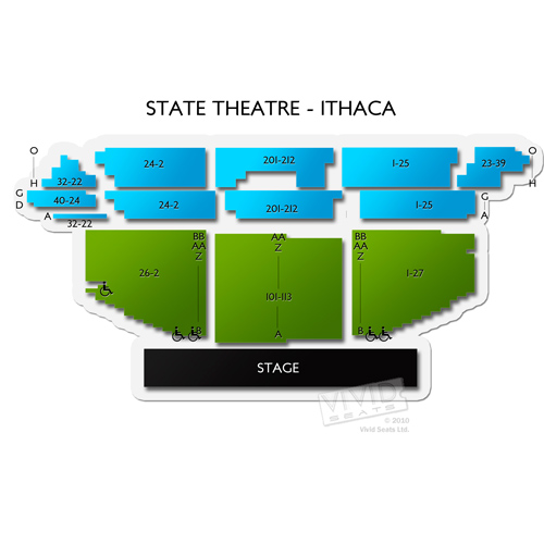 State Theatre - Ithaca