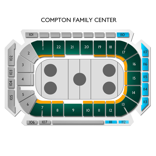 Compton Family Center