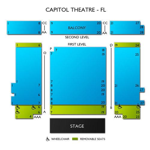 Capitol Theatre - FL