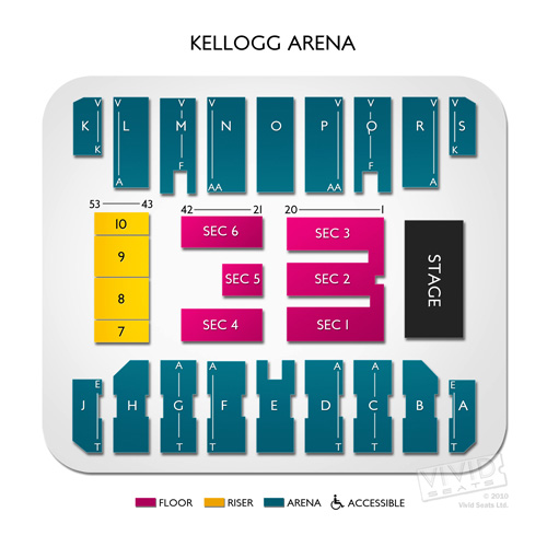 Kellogg Arena
