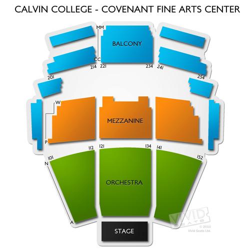 Calvin College - Covenant Fine Arts Center