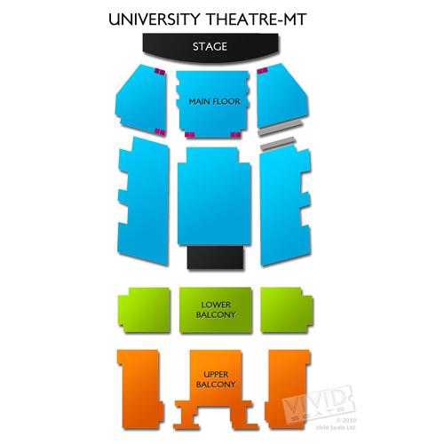 University Theatre-MT