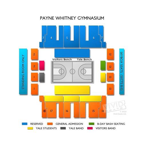 Payne Whitney Gymnasium