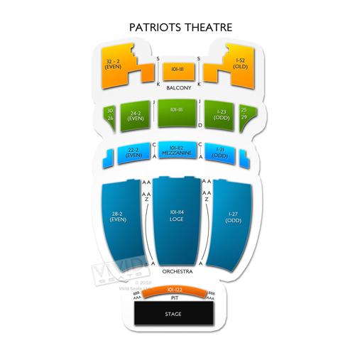 Patriots Theatre