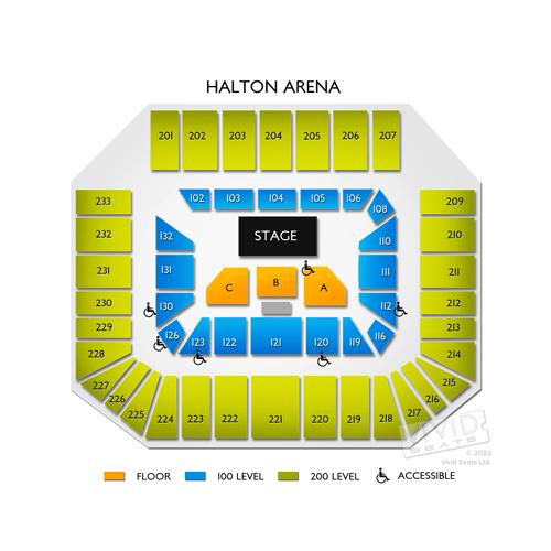 Halton Arena