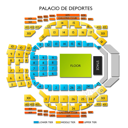 Palacio De Deportes