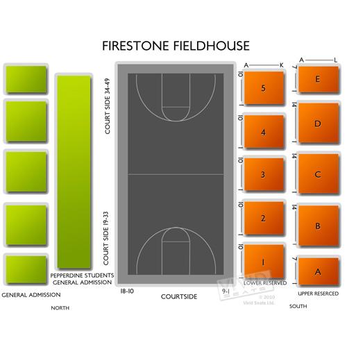 Firestone Fieldhouse