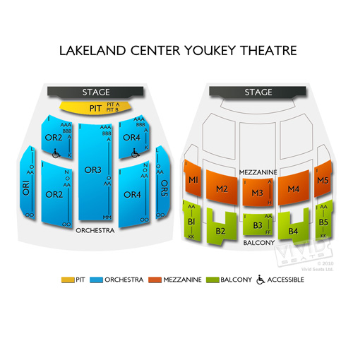 Lakeland Center Youkey Theatre