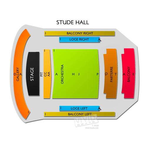 Stude Hall