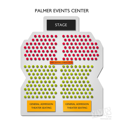Palmer Events Center