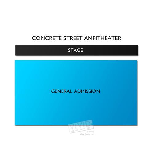 Concrete Street Ampitheater