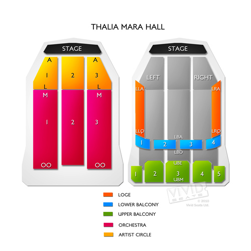 Thalia Mara Hall