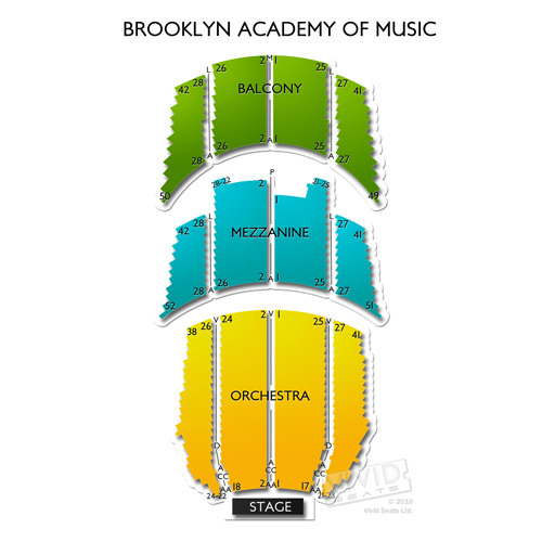 Brooklyn Academy of Music - Howard Gilman Opera House
