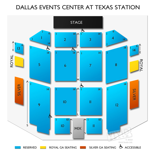 Dallas Events Center at Texas Station