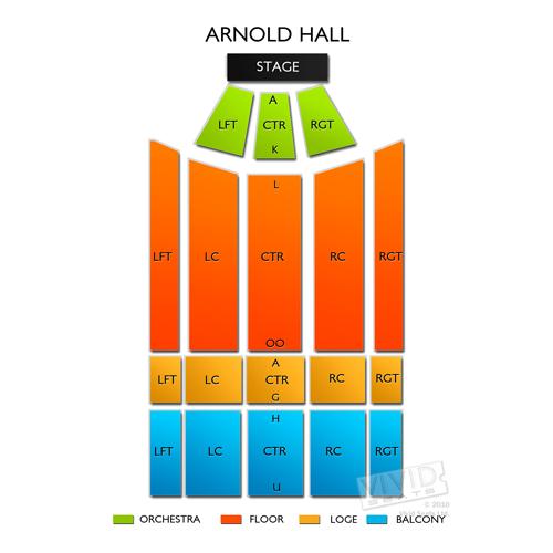 Arnold Hall