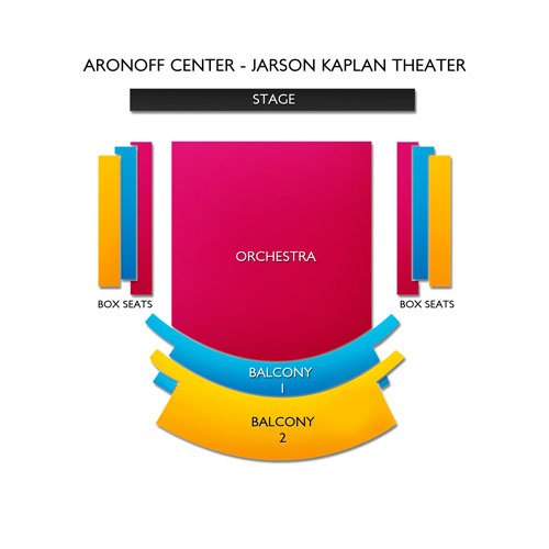 Aronoff Center - Jarson Kaplan Theater
