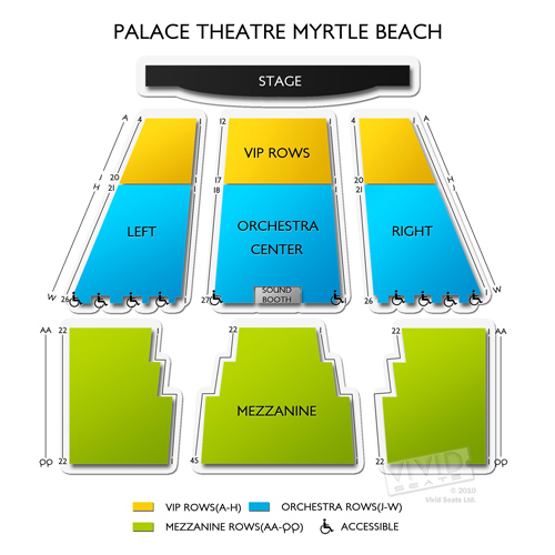 Palace Theatre Myrtle Beach
