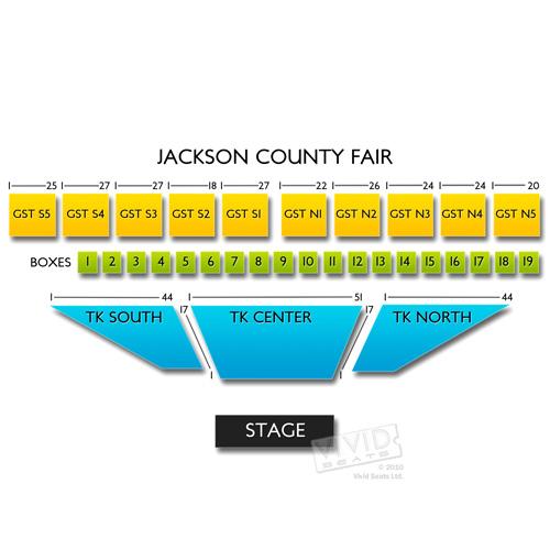Jackson County Fair - MI