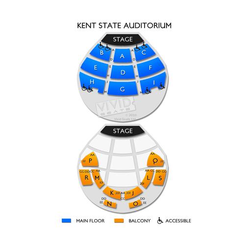 Kent State Auditorium
