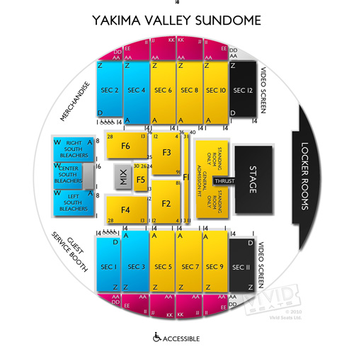 Yakima Valley Sundome