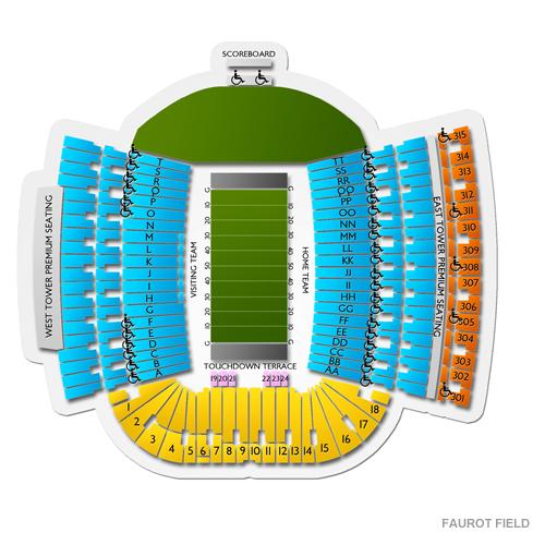 Faurot Field