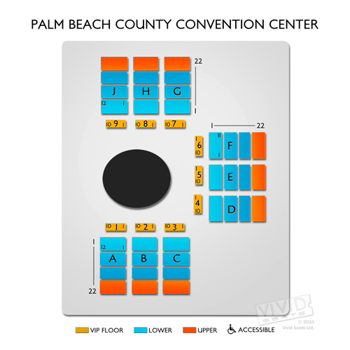 Palm Beach County Convention Center
