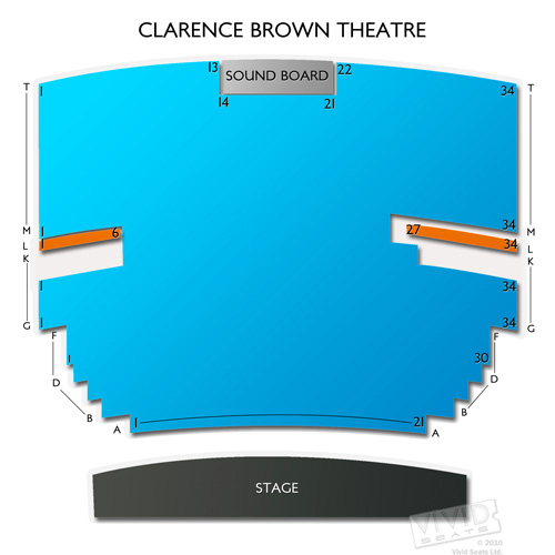 Clarence Brown Theatre
