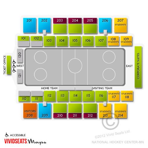 National Hockey Center-MN