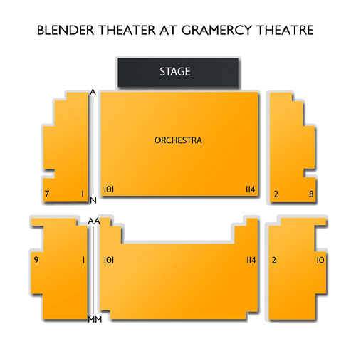 Blender Theater at Gramercy Theatre