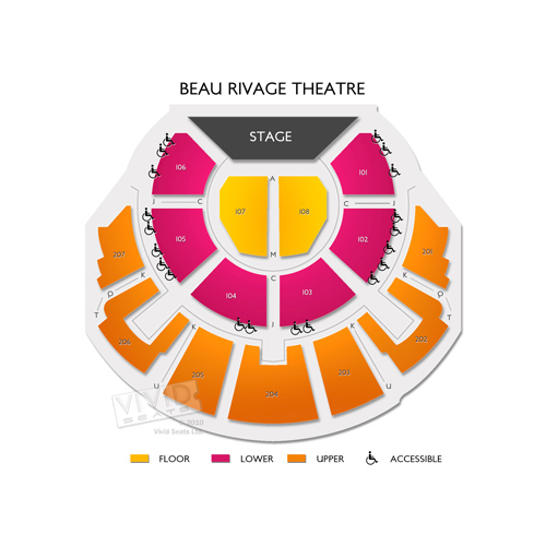 Beau Rivage Theatre